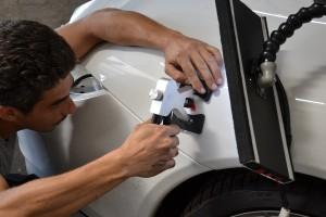 Локальный ремонт автомобиля в Москве