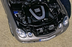 Ремонт Mercedes E-класс