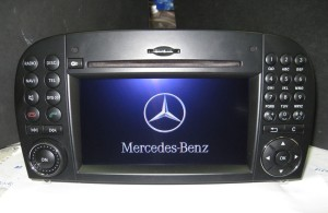 Ремонт и техническое обслуживание Mercedes SL-класса