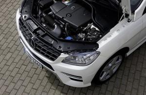 Ремонт и техническое обслуживание Mercedes M-класс