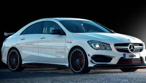 Ремонт и техническое обслуживание Mercedes CLА-класса