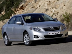 Ремонт Toyota Corolla