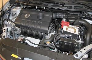 Ремонт и техническое обслуживание Nissan Tiida