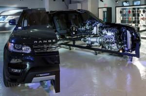 Ремонт и обслуживание Land Rover Range Rover Sport