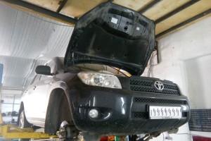 Ремонт Toyota RAV 4 в Москве