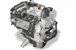 двигателей Skoda