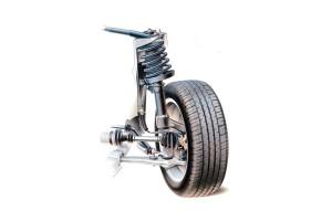 Рено: ремонт передней подвески