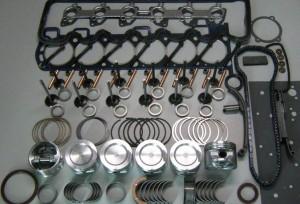 Ремонт двигателя хонда