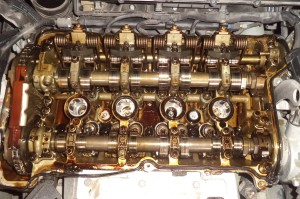 Ремонт двигателей Toyota