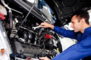 Техническое обслуживание автомашин марки Субару