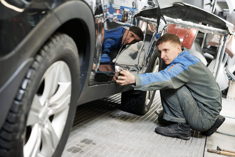 оценить ремонт авто