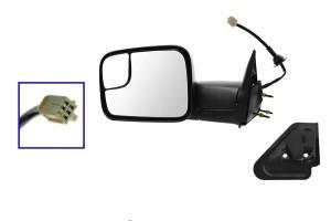 Ремонт боковых зеркал автомобиля
