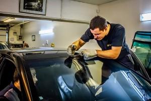 Замена стекол автомобиля