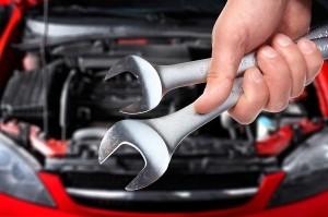 Слесарные работы по ремонту автомобилей