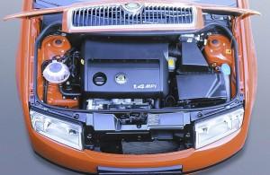 Ремонт и техническое обслуживание автомобиля Skoda Fabia