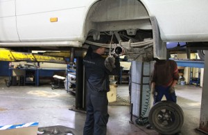 Профессиональный ремонт Mercedes Спринтер