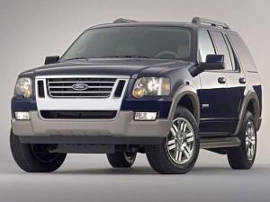 Ремонт Ford Explorer