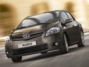 Ремонт Toyota Auris