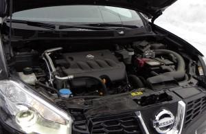 Ремонт Nissan Qashqai
