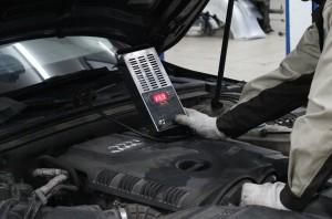 Компьютерная диагностика Audi