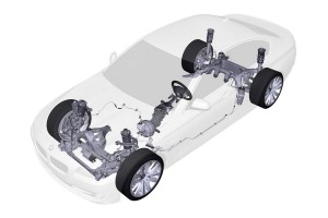 Ремонт подвески БМВ в автотехцентре Star Motors