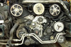Ремонт двигателя митсубиси