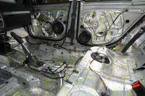 Шумоизоляция автомобиля в Автотехцентре Star Motors