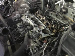 При таких дефектах блока цилиндров, необходима замена блока цилиндров, в нашем тех.центре возможно отремонтировать блок цилиндров на двигатель Volvo S80 , а именно заменить гильзы блока цилиндров.