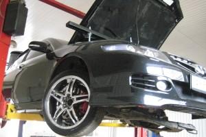 Техническое обслуживание автомобилей марки Хонда