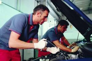 Техническое обслуживание автомобилей Лендровер